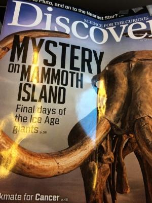 Favorite in-flight magazine #1