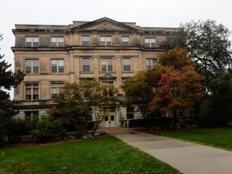 Martson Hall
