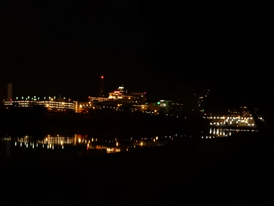 Hartford skyline from Great River Park