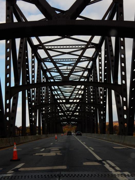 Hamilton Fish - Newburgh-Beacon Bridge over the Hudson.