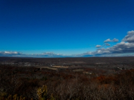 We stopped at this overlook in NY early on our trip