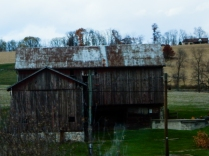 Central PA barn