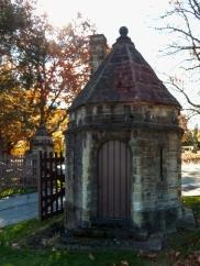 Gate House - Melrose Cemetery