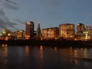 Hartford from Bulkeley bridge
