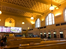 Union Station, New Haven