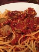 Hot Italian Sausage and Linguini