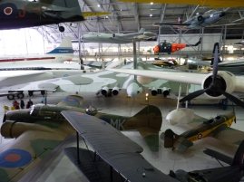 Part of my tour included the War Museum at Duxford.
