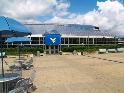 Coliseum. PhysEd, basketball games and I heard Gene Rodenbury speak here.