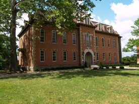 Martin Hall in Woodburn Circle