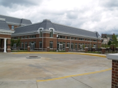 WVU Alumni Association building