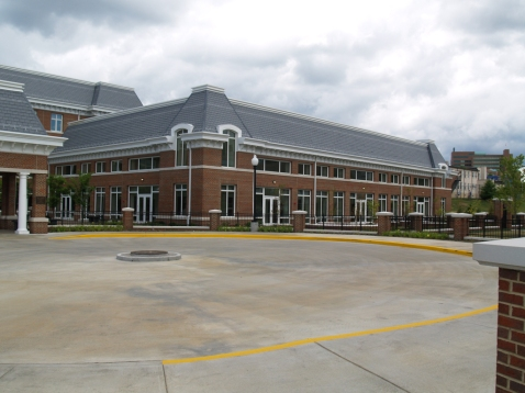 WVU Alumni Association building