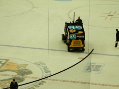 Who doesn't like watching the Zamboni?
