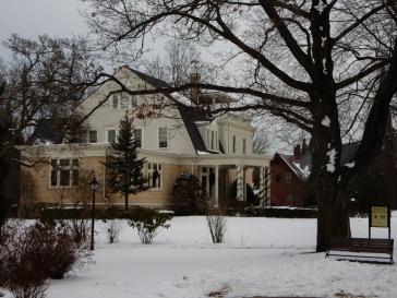Huntington House.
