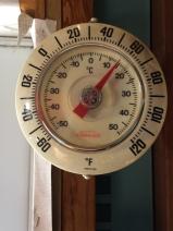 60° in February