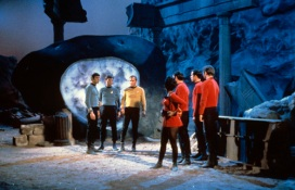 """""""Star Trek"""" (Episode: The City on the Edge of Forever) 1967"""
