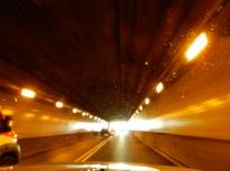 Drive toward the light