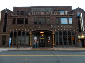 I'll fill you in on more history about this theater when we return to Ann St.