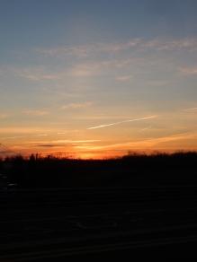 Looking over East Hartford