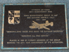Fifteenth Air Force 304th Bombardment Wing
