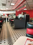 My first time in a Steak & Shake