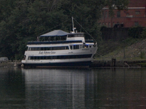 Pleasure cruises up and down the CT river
