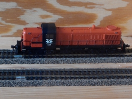 This is for David, He's building a New England model train layout (in England)