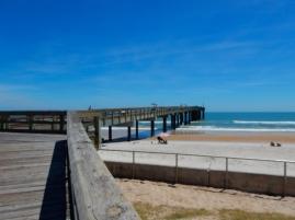 Pier at St. Augustine.