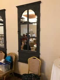 More doors as decorative wall hangings
