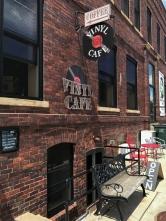 Our coffee shop - very nice!