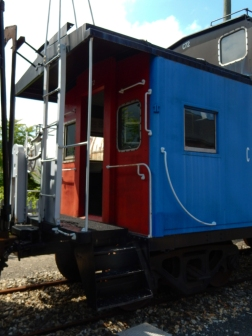 The Union Caboose