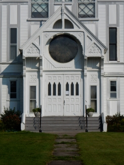 First Congregational Church - Established in 1732