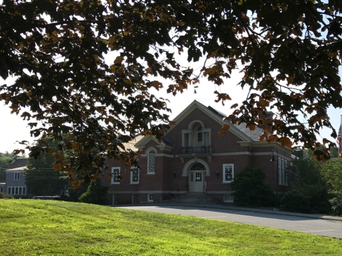 Georgetown public library