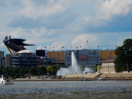 Heinz Field. Home of The Steelers