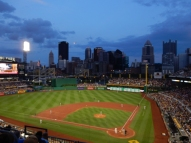 PNC Park is just about the best place ever to watch a baseball game.