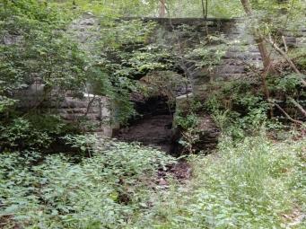 WPA 1939 bridges and underpasses.