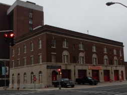 Hartford Fire Department station #4 - across the street from the old HELCO building.