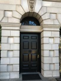 Anderson House front door
