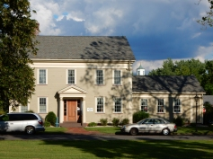 Historic house - Built by James Hooker in 1772.