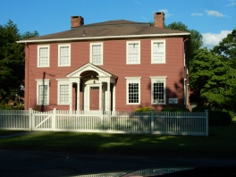 Built by Thomas Hayden in 1789