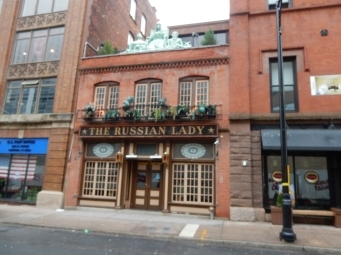 The Russian Lady - I have to admit, I spend a few Friday nights in this place.