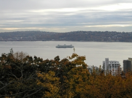 Seattle has one of the largest ferry fleets in the country