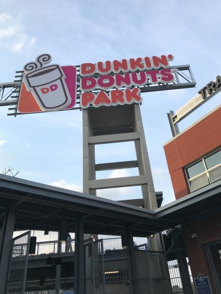Hartford, CT's new ball park