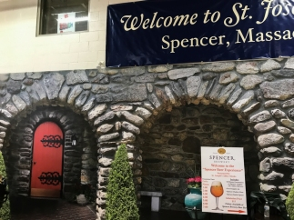 Spencer Brewery - by the monks at St. Joseph's Abby