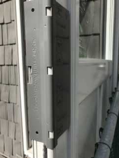 Lock installation gets easier with each generation of doors.