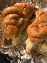 Grilled - Buttered - Roll
