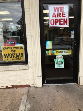 This is where I bought the snacks I talked about in earlier posts. I like a place that sells worms.