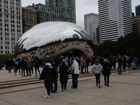 I featured The Bean in an earlier post, but how can you pass that without grabbing a snap.