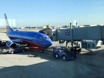 My ride to Chicago
