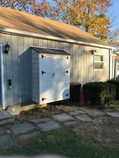 New Shed - Installed