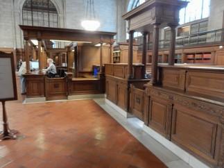 Main Catalog Room